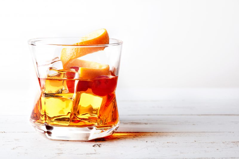 How to Craft an Old Fashioned
