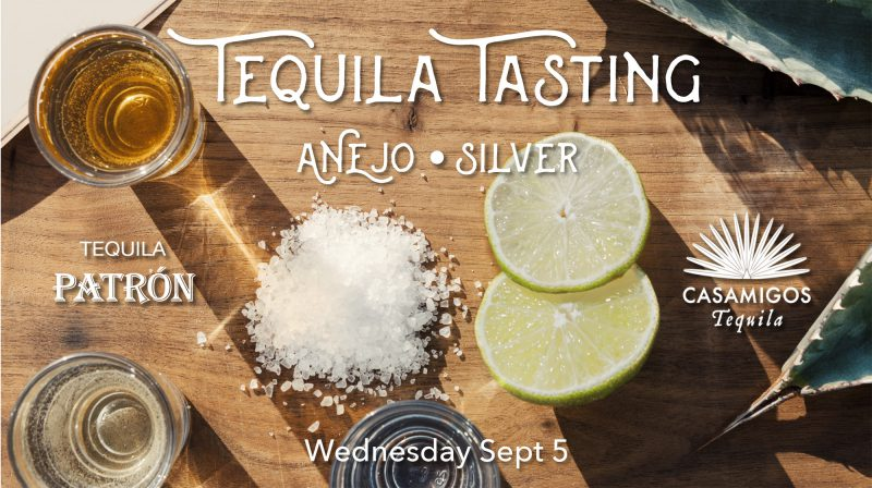 Introducing Airtab Tastings – A Tequila Flight